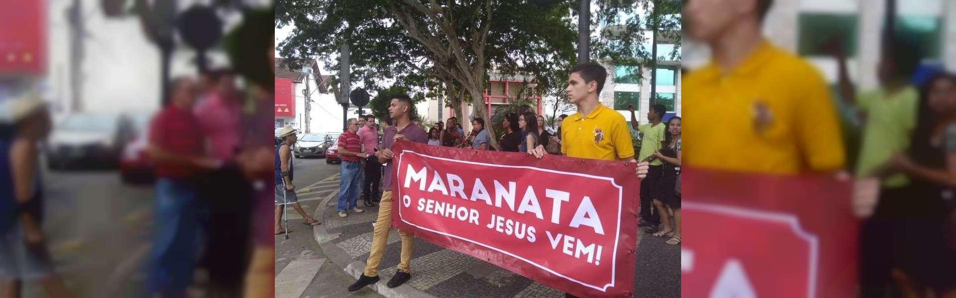 Programação evangelística especial é realizada por Igrejas Cristã Maranata no Espírito Santo