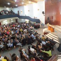 Seminário especial da Igreja Cristã Maranata em Fanhões - Portugal