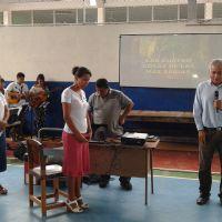 Evangelização de crianças em Aguadulce - Panamá