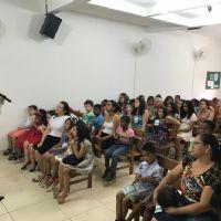 Evangelização de crianças da ICM de Paracatu - MG