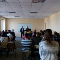 Seminários da Igreja Cristã Maranata no Leste Europeu