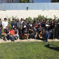 Evangelização da Igreja Cristã Maranata em Santiago - Chile