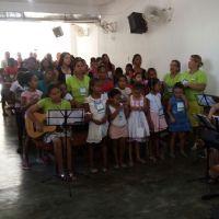Evangelização de crianças da ICM Salobrinho - BA