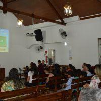 Evangelização de crianças em Afonso Cláudio - ES