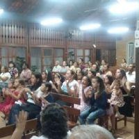 Evangelização de crianças da ICM Lorena - SP