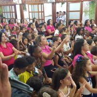 Evangelização de crianças em Três Rios - RJ