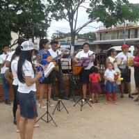 Evangelização da Igreja Cristã Maranata em Aguadulce - Panamá