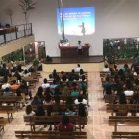 Evangelização de crianças do Polo de Santa Mônica - ES
