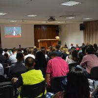 Seminário especial da Igreja Cristã Maranata em Madrid - Espanha