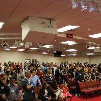 Seminário especial da Igreja Cristã Maranata em Londres - Inglaterra