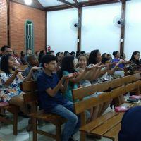 Evangelização de crianças da ICM Cohab II - ES