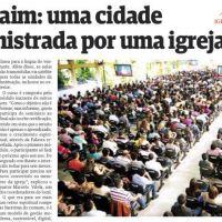 A Cidade Maanaim: Confira a reportagem da Folha de Pernambuco