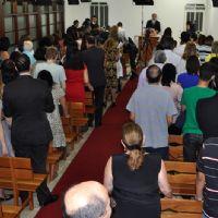 Culto Especial em Glorificação ao Senhor na Igreja de Botafogo/RJ.