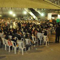 Missão Nordeste: Culto de Glorificação ao Senhor em Campina Grande no Estado da Paraíba.