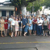 Missão Sul: Evangelização na Cidade de Maringá/PR.