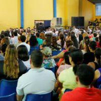 Grande Evangelização em Coelho Neto-MA.