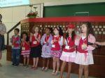 Eventos Especiais com os adolescentes da região de Terra Vermelha - Encerramento - 23/01/2013