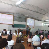 Seminario de sordos en Divinópolis - MG