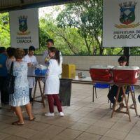 Vacina contra a Febre Amarela no Maanaim de Cariacica - ES