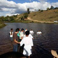 Batismo en Medeiros Neto - BA