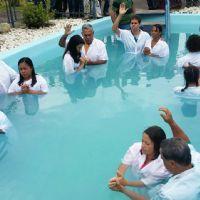 Крещение в Ильеус - БА