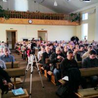 Семинар Христианской Церкви Маранафа на Украине