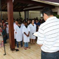 Крещение в Посос де Калдас - МЖ