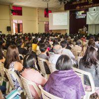 Seminario especial en Cochabamba - Bolivia
