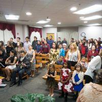 Детская евангелизация в Бостоне - США