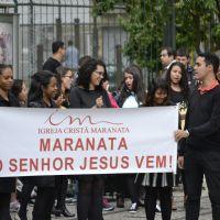 Евангелизация в Куритиба - ПР