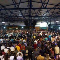 Большая евангелизация в Сан Гонсалу - РЖ