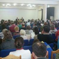 Семинар Христианской Церкви Маранафа в Казахстане