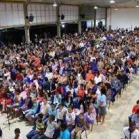 Missão Nordeste - Parte 2. Culto de Glorificação ao Senhor em Itamaraju-BA.