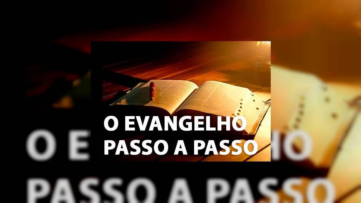 Mateus 10:19-20 - O evangelho Passo a Passo