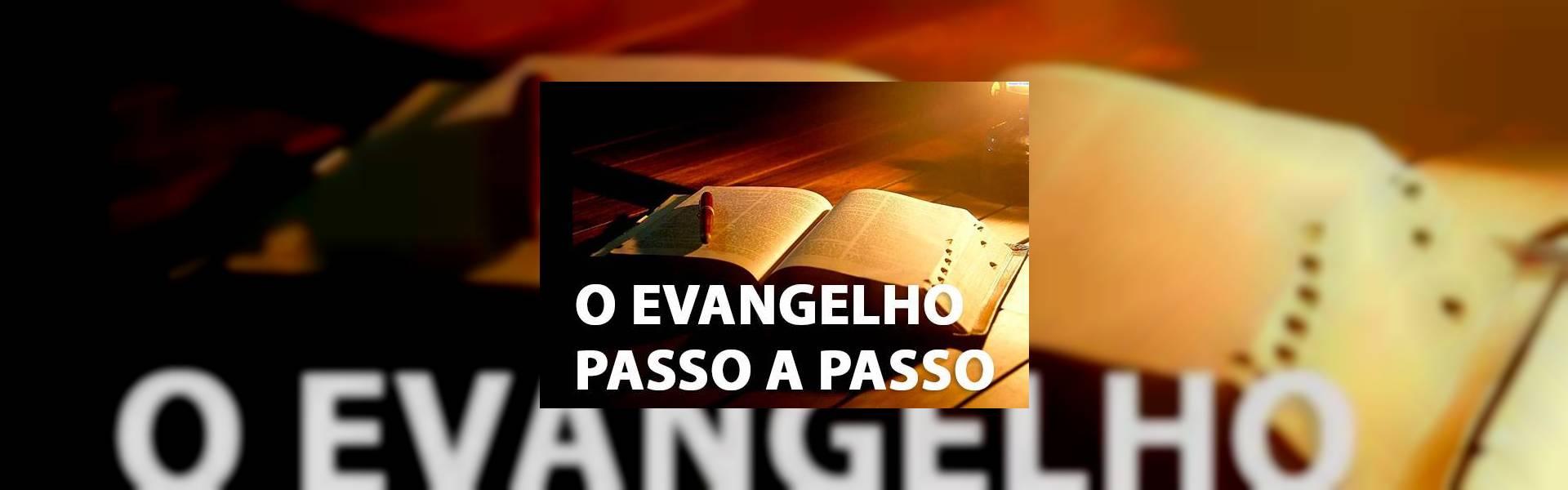Mateus 10:37-38 - O Evangelho Passo a Passo