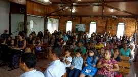 Seminário direcionado a venezuelanos é realizado em Roraima
