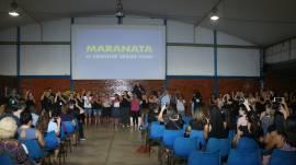Seminário de Libras é realizado no Maanaim de Teresina (PI)