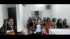 ICM de Pindamonhangaba (SP) completa 03 anos