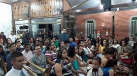 Programação especial é realizada por jovens da ICM em Cariacica (ES)