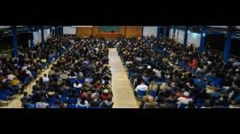 Seminário de jovens é realizado no Maanaim de Pedro do Rio (RJ)