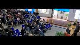 Reunião com Pastores, Ungidos, Pais e Professores no Maanaim de Maringá - PR